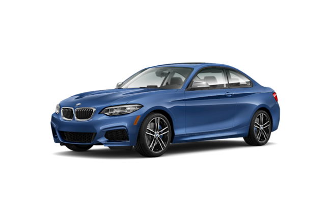 2018 BMW M240i xDrive Coupe Car