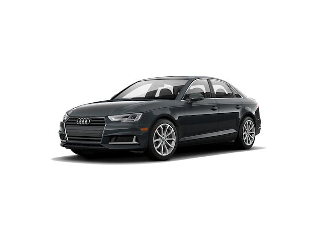New 2019 Audi A4 2.0T Premium Plus Sedan For Sale Los Angeles California