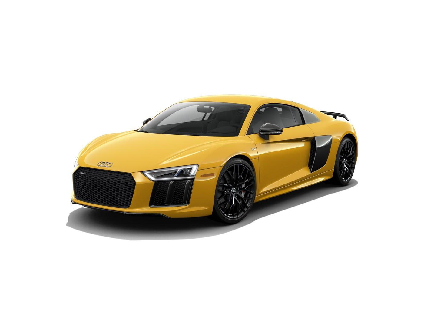 2018 Audi R8 V10 Plus Coupe