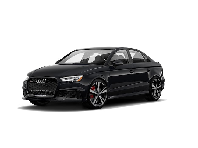 New 2018 Audi RS 3 2.5T Sedan for sale in Latham, NY