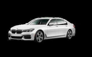 2018 BMW 740i 740i Sedan