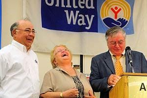 United Way Kickoff Breakfest