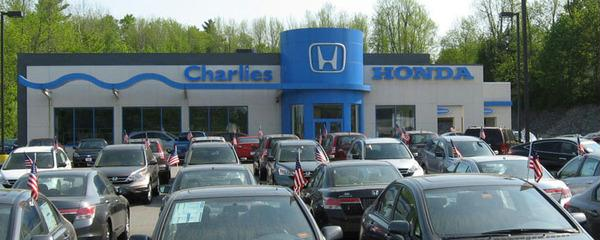 about charlie 39 s honda dealership in maine new and used