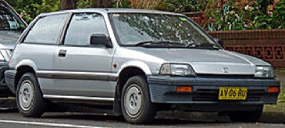3rd Generation Honda Civic