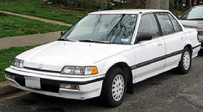 4th Generation Honda Civic