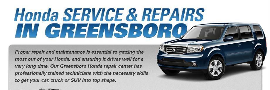 Crown Honda Greensboro Nc >> Crown Honda Greensboro Service and Repairs | Crown Honda ...