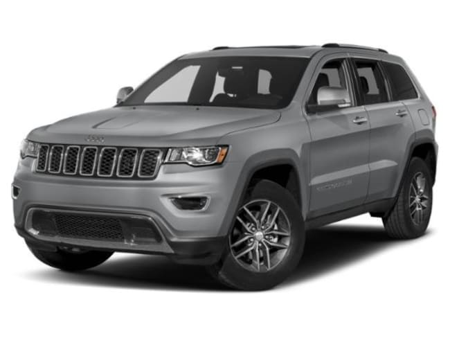 New 2019 Jeep Grand Cherokee LIMITED X 4X2 Sport Utility in Miami