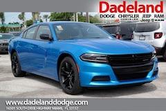 2018 Dodge Charger SXT RWD Sedan