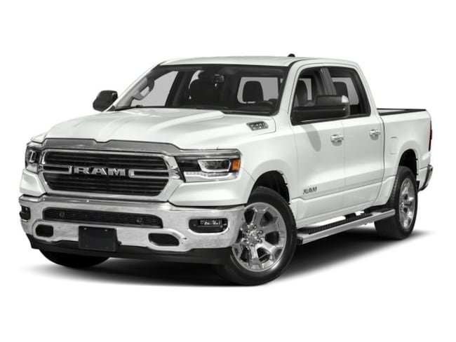 New 2019 Ram 1500 BIG HORN / LONE STAR CREW CAB 4X2 5'7 BOX Crew Cab in Miami