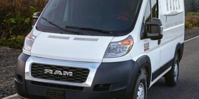New 2019 Ram ProMaster 3500 CARGO VAN HIGH ROOF 159 WB Cargo Van in Miami