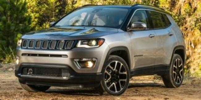 New 2019 Jeep Compass ALTITUDE FWD Sport Utility in Miami