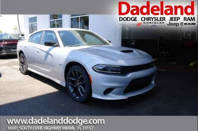 New 2019 Dodge Charger R/T RWD Sedan in Miami