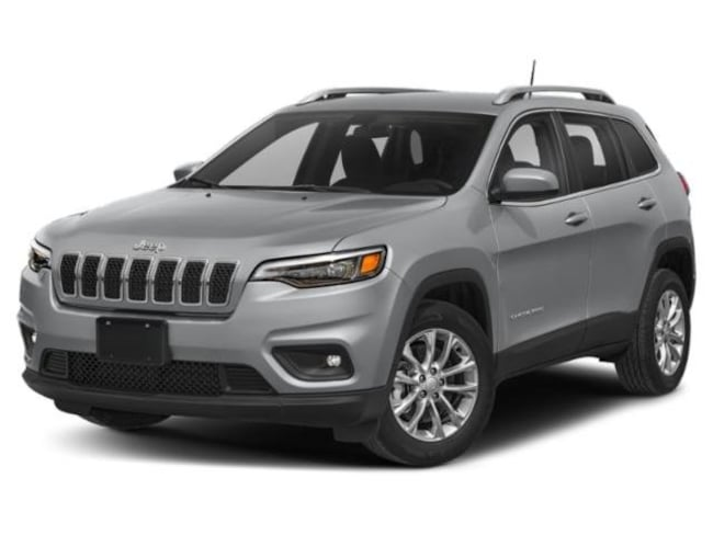 New 2019 Jeep Cherokee HIGH ALTITUDE FWD Sport Utility in Miami