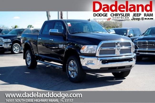New 2018 Ram 2500 BIG HORN CREW CAB 4X4 6'4 BOX Crew Cab in Miami