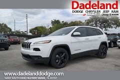 2017 Jeep Cherokee HIGH ALTITUDE FWD Sport Utility
