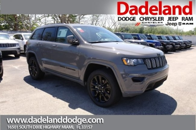 New 2019 Jeep Grand Cherokee ALTITUDE 4X2 Sport Utility in Miami