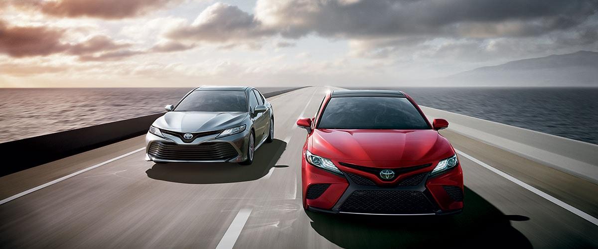 2019 Toyota Camry   Tech, Specs, Info, & More