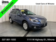 Used 2017 Subaru Outback 2.5i SUV 49T01541 for sale in Sparta, WI