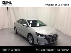 New 2019 Hyundai Elantra SE Sedan for sale in La Crosse, WI