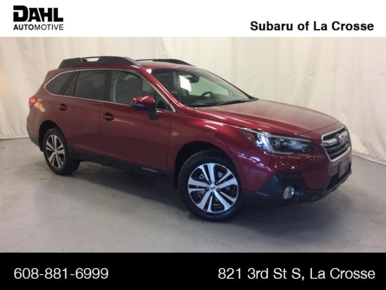 New 2019 Subaru Outback 2.5i Limited SUV 29S0290 in La Crosse, WI