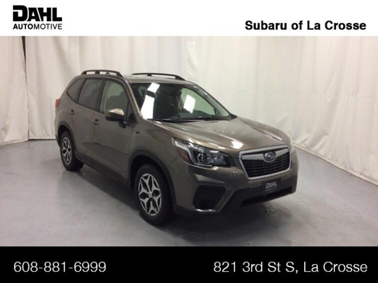 New 2019 Subaru Forester Premium SUV 29S0366 in La Crosse, WI