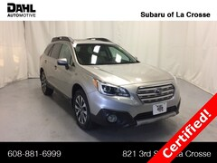 Used 2017 Subaru Outback 2.5i SUV 29S04211 for sale in Sparta, WI