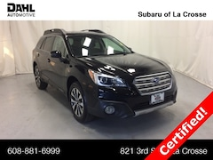 Used 2017 Subaru Outback 2.5i SUV 29S05521 for sale in Sparta, WI