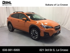 New 2019 Subaru Crosstrek 2.0i Limited SUV 29S0256 for sale in La Crosse, WI