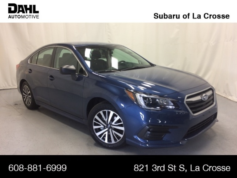 New 2019 Subaru Legacy 2.5i Sedan 29S0319 in La Crosse, WI