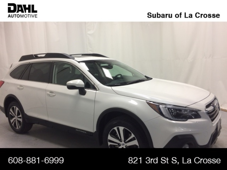 New 2019 Subaru Outback 3.6R Limited SUV 29S0567 in La Crosse, WI