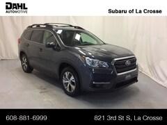New 2019 Subaru Ascent Premium 8-Passenger SUV 29S0504 for Sale in La Crosse, WI