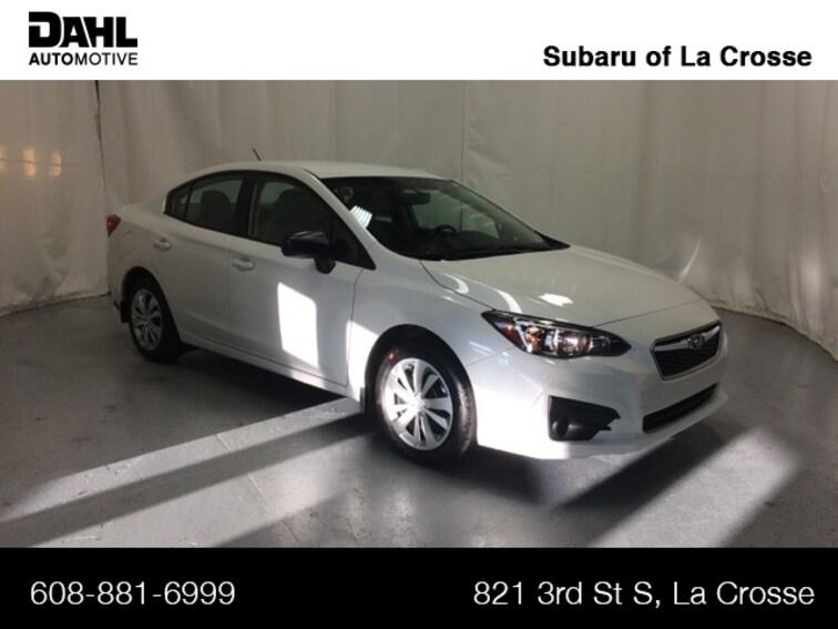 New 2019 Subaru Impreza 2.0i Sedan 29S0271 in La Crosse, WI