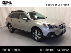 New 2019 Subaru Outback 2.5i Limited SUV 29S0421 in La Crosse, WI