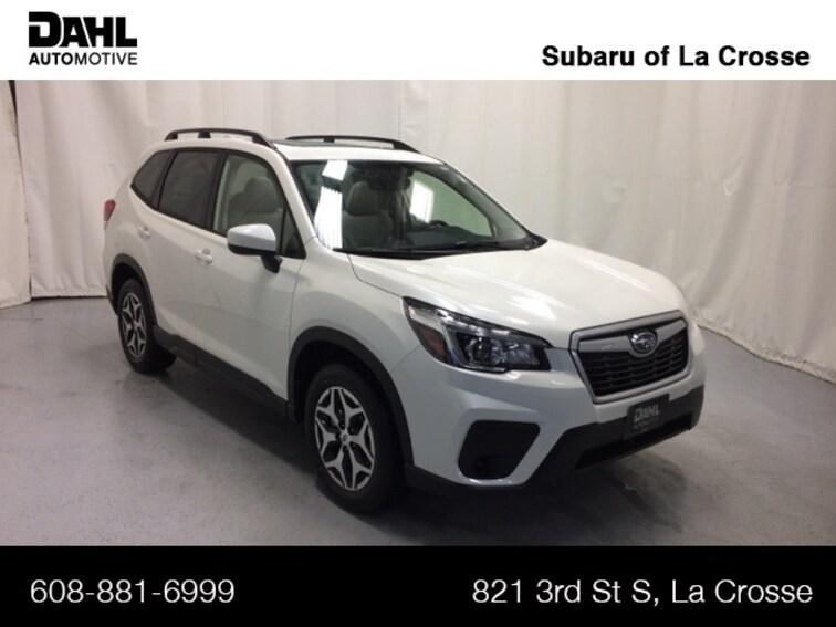 New 2019 Subaru Forester Premium SUV 29S0387 in La Crosse, WI