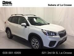 New 2019 Subaru Forester Premium SUV 29S0570 in La Crosse, WI
