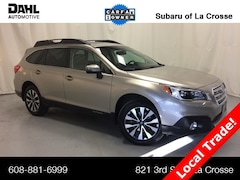 Used 2015 Subaru Outback 2.5i SUV 29S03821 for sale in Sparta, WI