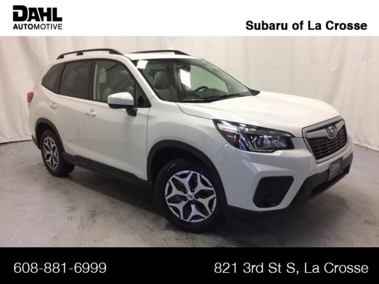 New 2019 Subaru Forester Premium For Sale In La Crosse Wi Near
