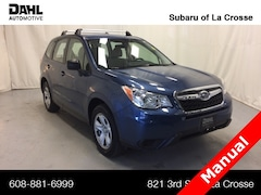 Used and Certified 2014 Subaru Forester 2.5i SUV for sale in La Crosse, WI