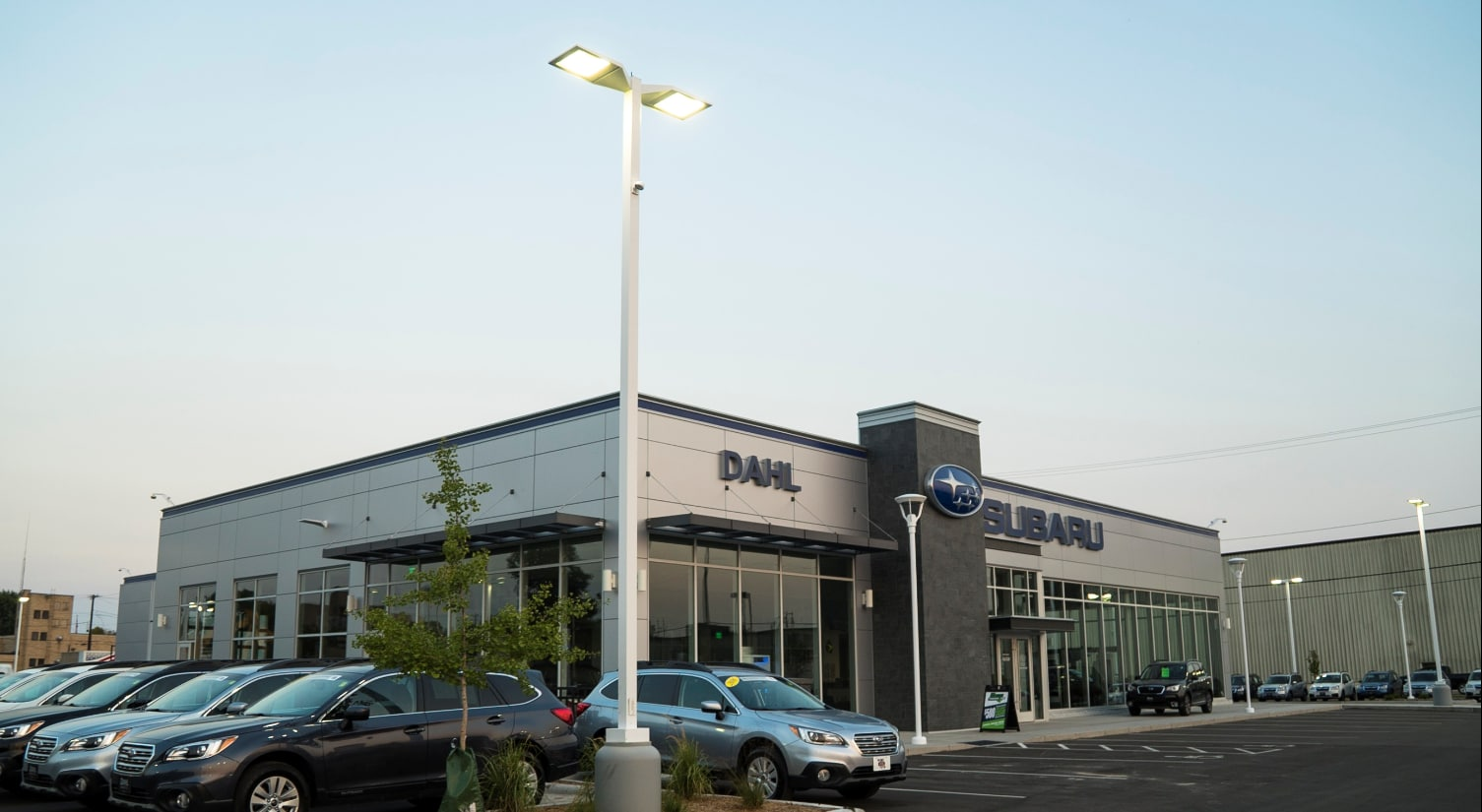 Dahl Ford La Crosse >> Dahl Subaru | Subaru Dealer in La Crosse, WI