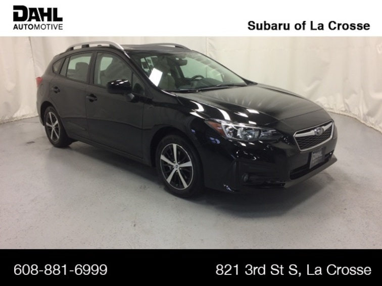 New 2019 Subaru Impreza 2.0i Premium 5-door 29S0248 in La Crosse, WI