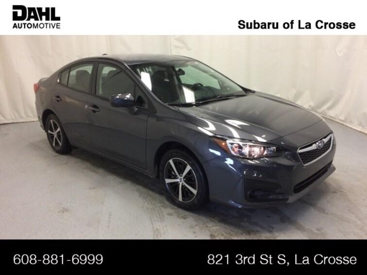 New 2019 Subaru Impreza 2.0i Premium Sedan 29S0457 in La Crosse, WI