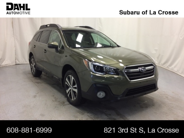 New 2019 Subaru Outback 2.5i Limited SUV 29S0486 in La Crosse, WI