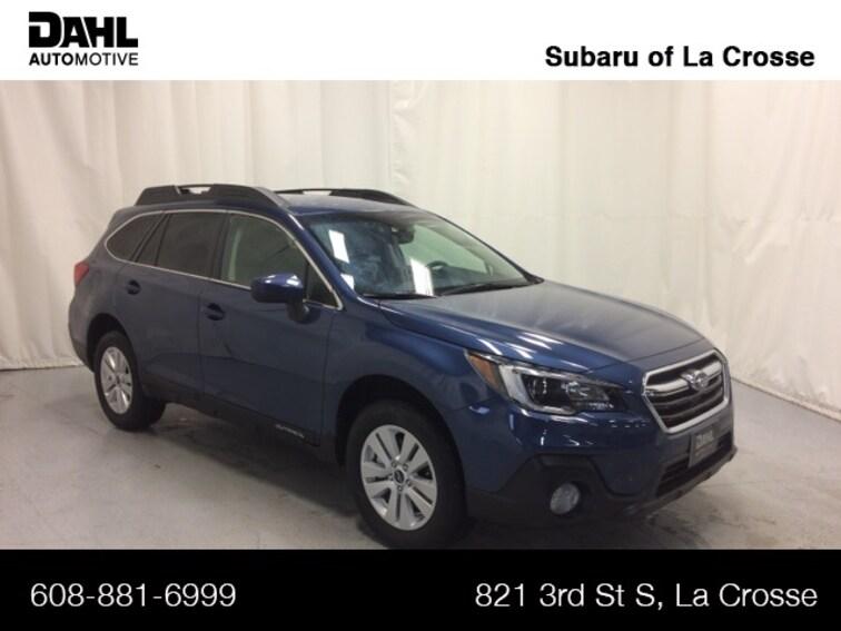 New 2019 Subaru Outback 2.5i Premium SUV 29S0583 in La Crosse, WI