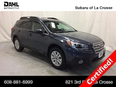 Used 2015 Subaru Outback 2.5i SUV 29S02471 for sale in Sparta, WI