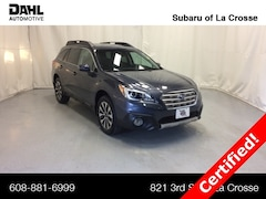 Used 2017 Subaru Outback 2.5i SUV 29S04141 for sale in Sparta, WI