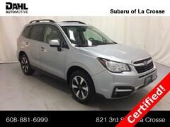 2018 Subaru Forester 2.5i Limited SUV For sale in La Crosse WI, near Sparta