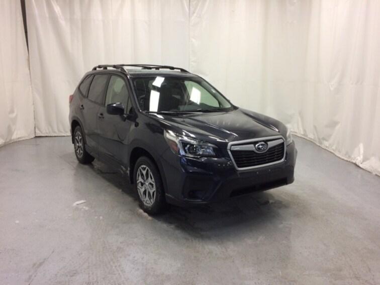 New 2019 Subaru Forester Premium SUV 29S0451 in La Crosse, WI