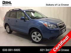 Used 2016 Subaru Forester 2.5i Limited SUV 2P1618 for sale in Sparta, WI