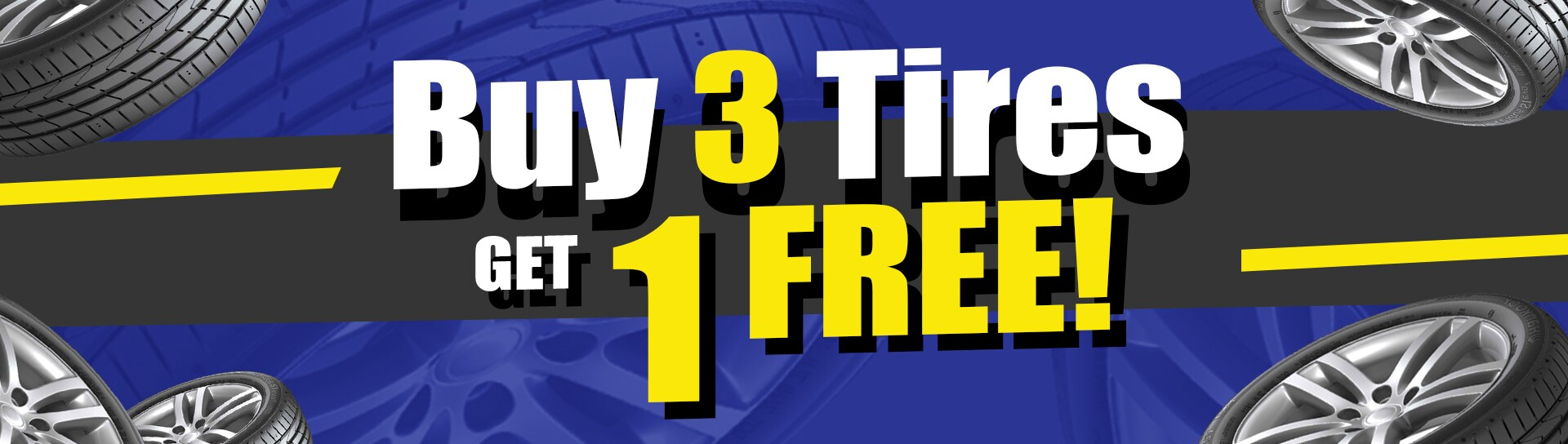 Buy 3 Tires Get 1 Free Dahl Subaru