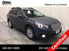 Used 2016 Subaru Outback 2.5i SUV 2P1688 for sale in Sparta, WI